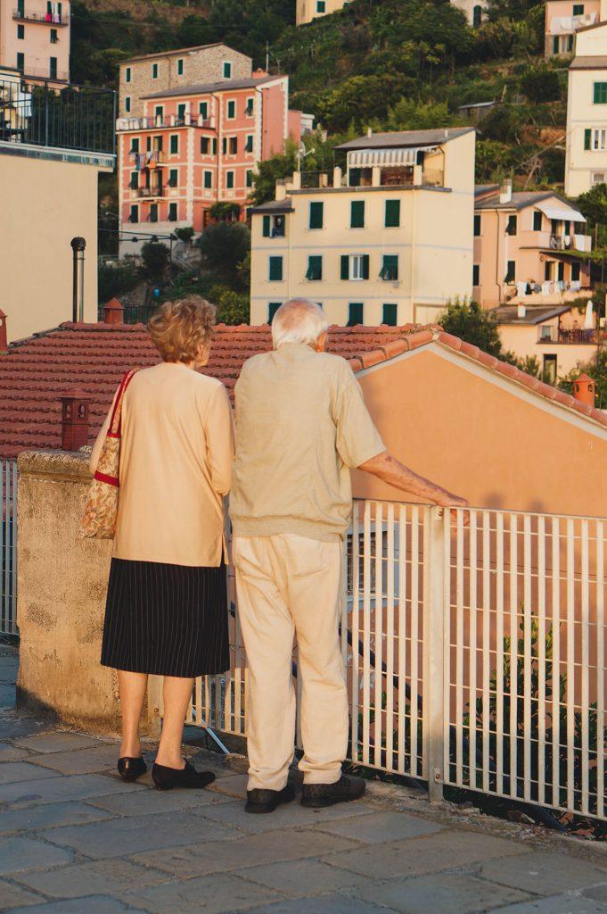love, couple, elderly