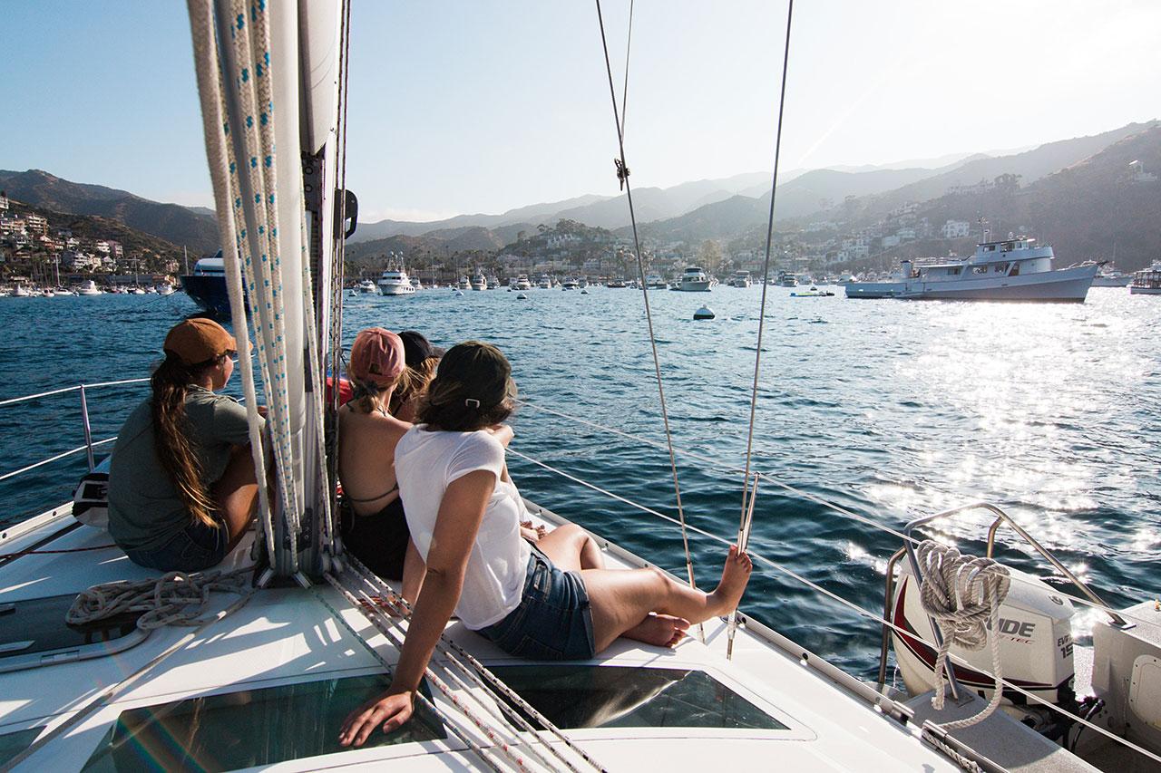 sailing, love, friends